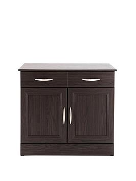 consort-kensington-ready-assembled-2-door-1-drawer-sideboard