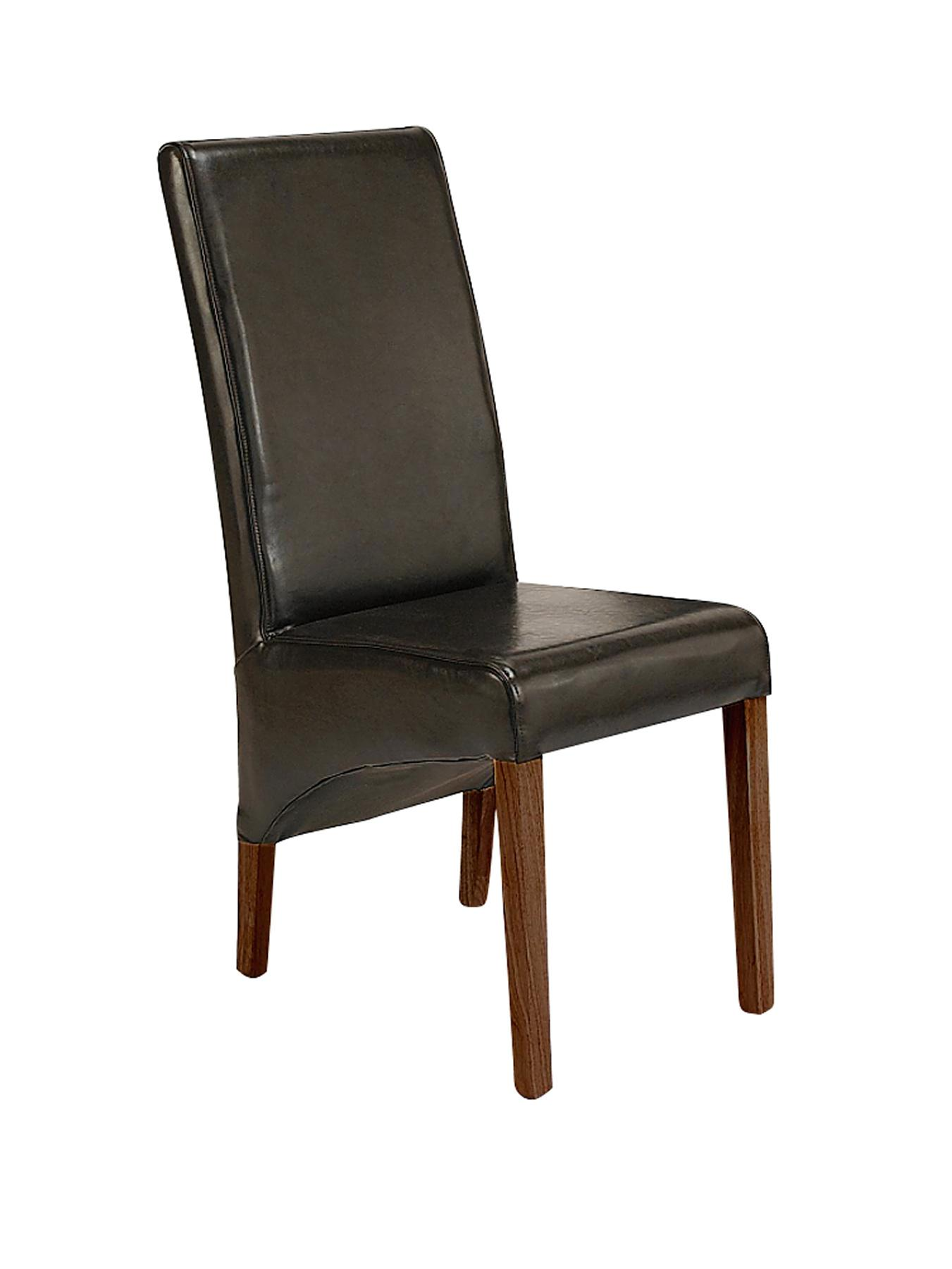 Balmoral Ready Assembled Set of 2 Chairs