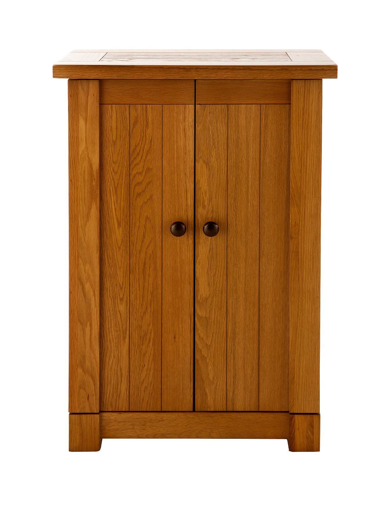 Balmoral 2-Door CD Cabinet