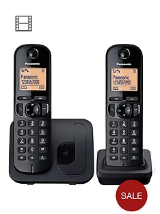 panasonic-tgc-212eb-cordless-telephone-with-nuisance-call-block-twin