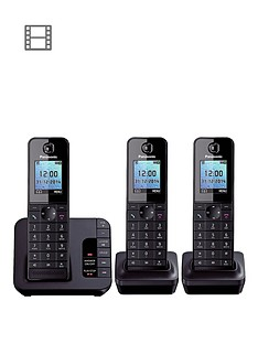 panasonic-tgh-223eb-cordless-telephone-with-answering-machine-and-nuisance-call-block-trio