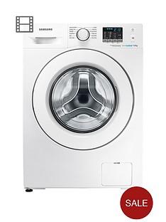 samsung-wf80f5e0w2w-1200-spin-8kg-load-ecobubble-washing-machine-white