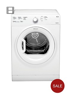 hotpoint-tvfs73bgp-7kg-load-vented-dryer-white