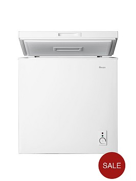 swan-sr5350w-150-litre-chest-freezer-next-day-delivery-white