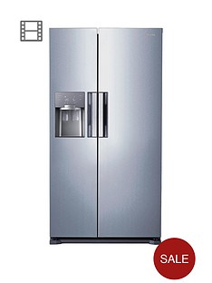 samsung-rs7667fhcsl-american-style-fridge-freezer-with-twin-cooling-plustrade-system-silver