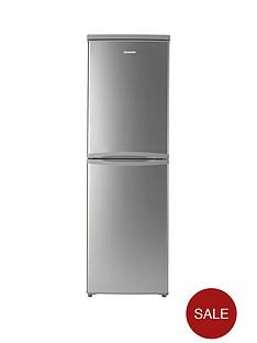 hoover-hvbs5162sk-55cm-fridge-freezer-silver