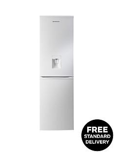 hoover-hvbf5182wwk-55cm-frost-free-fridge-freezer-white