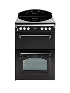 leisure-grb6cvk-range-style-60-cm-electric-cooker-with-two-ovens-and-a-ceramic-hob-black