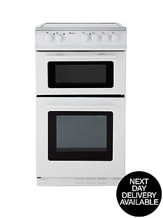 swan-sx2020w-ceramic-twin-cavity-50-cm-electric-cooker-white-next-day-delivery