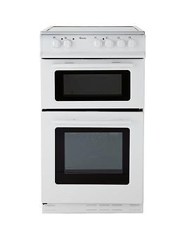 swan-sx2020w-ceramic-twin-cavity-50cm-electric-cooker-next-day-delivery-black