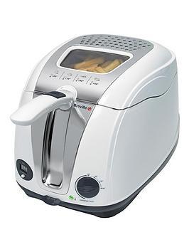 Breville Easy Clean Digital Fryer - White