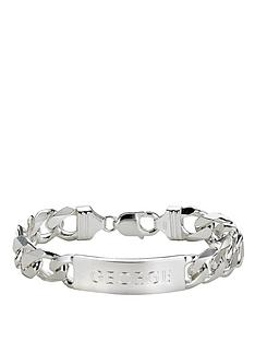 the-love-silver-collection-sterling-silver-mens-id-bracelet