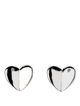 hot-diamonds-echo-heart-stud-earrings