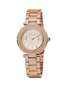 folli-follie-beautime-crystal-set-rose-gold-plated-stainless-steel-ladies-watch