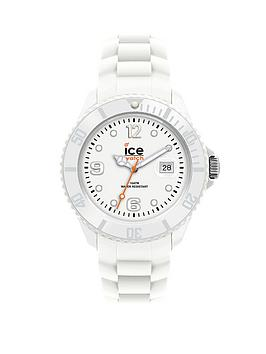 Ice-Watch Ice-Forever Small Case 38mm White Analogue Unisex Watch
