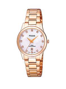 pulsar-rose-gold-tone-ladies-watch