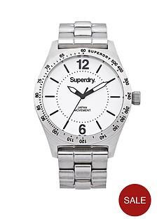 superdry-stainless-steel-whiteblack-dial-ladies-watch