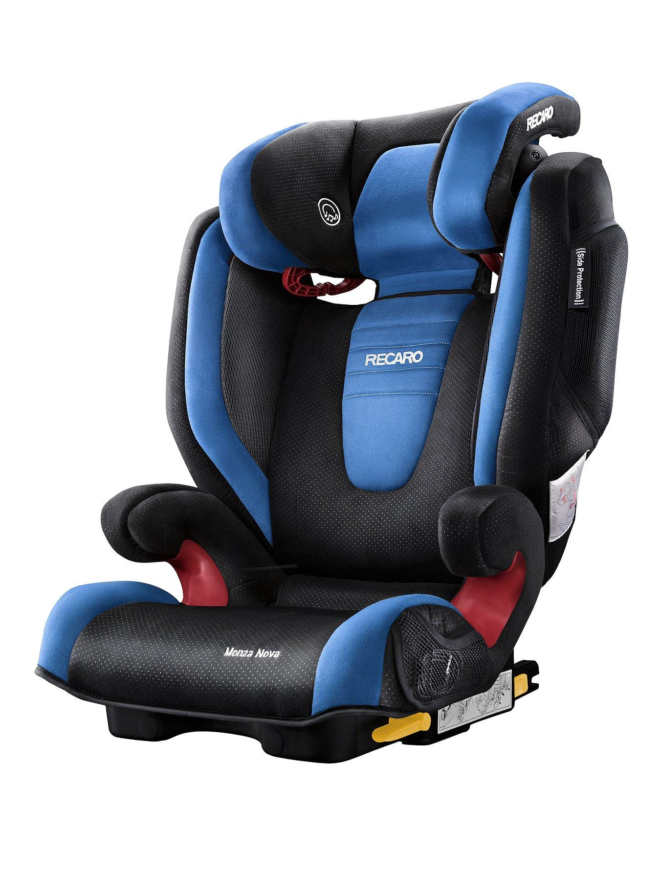 Recaro Monza Nova 2 Seatfix Group 2-3 Car Seat - Sapphire
