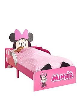 Minnie Mouse SnuggleTime Toddler Bed