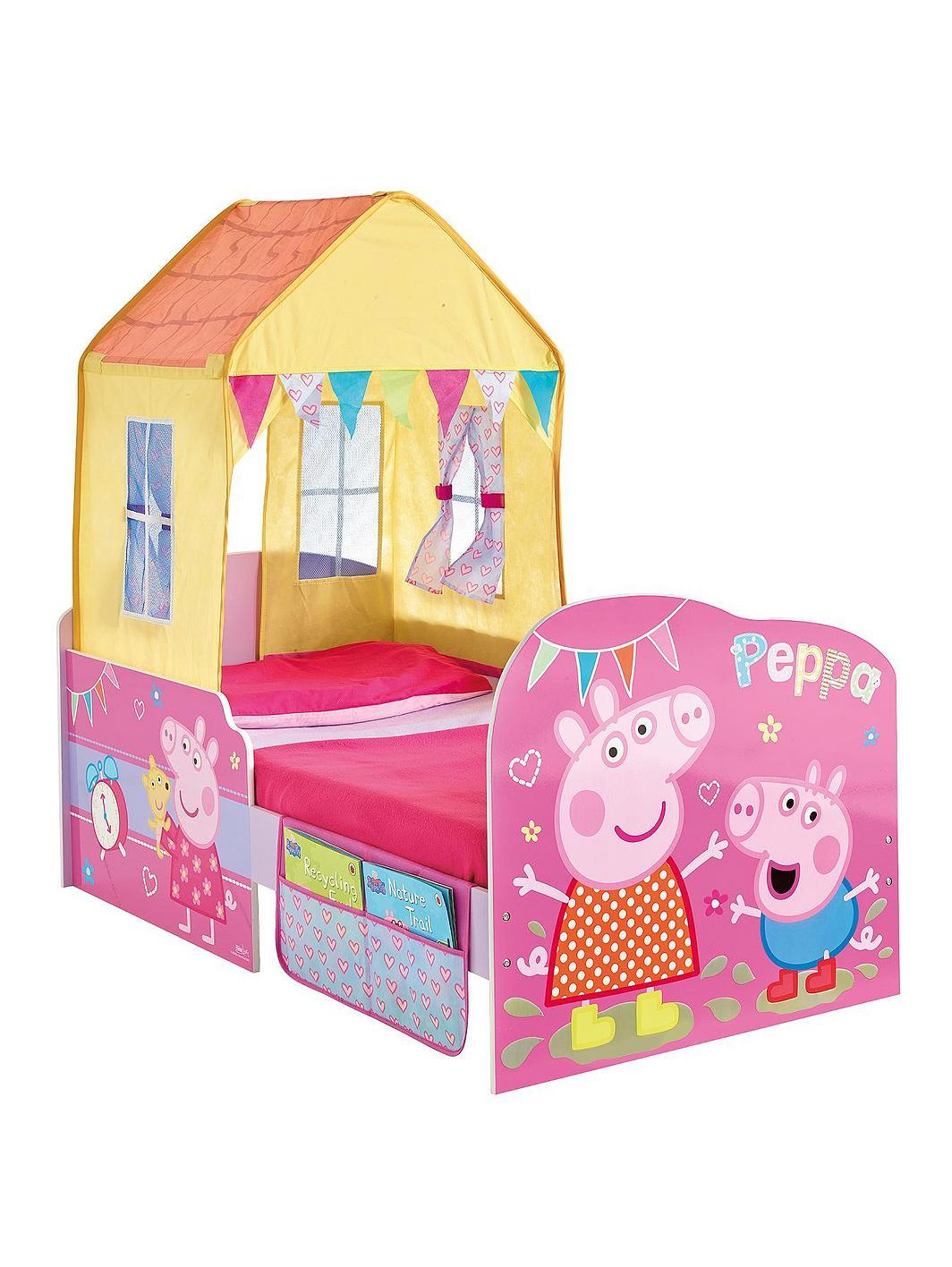 Peppa Pig StarTime Toddler Bed