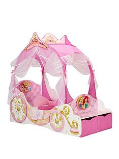 disney-princess-carriage-toddler-bed