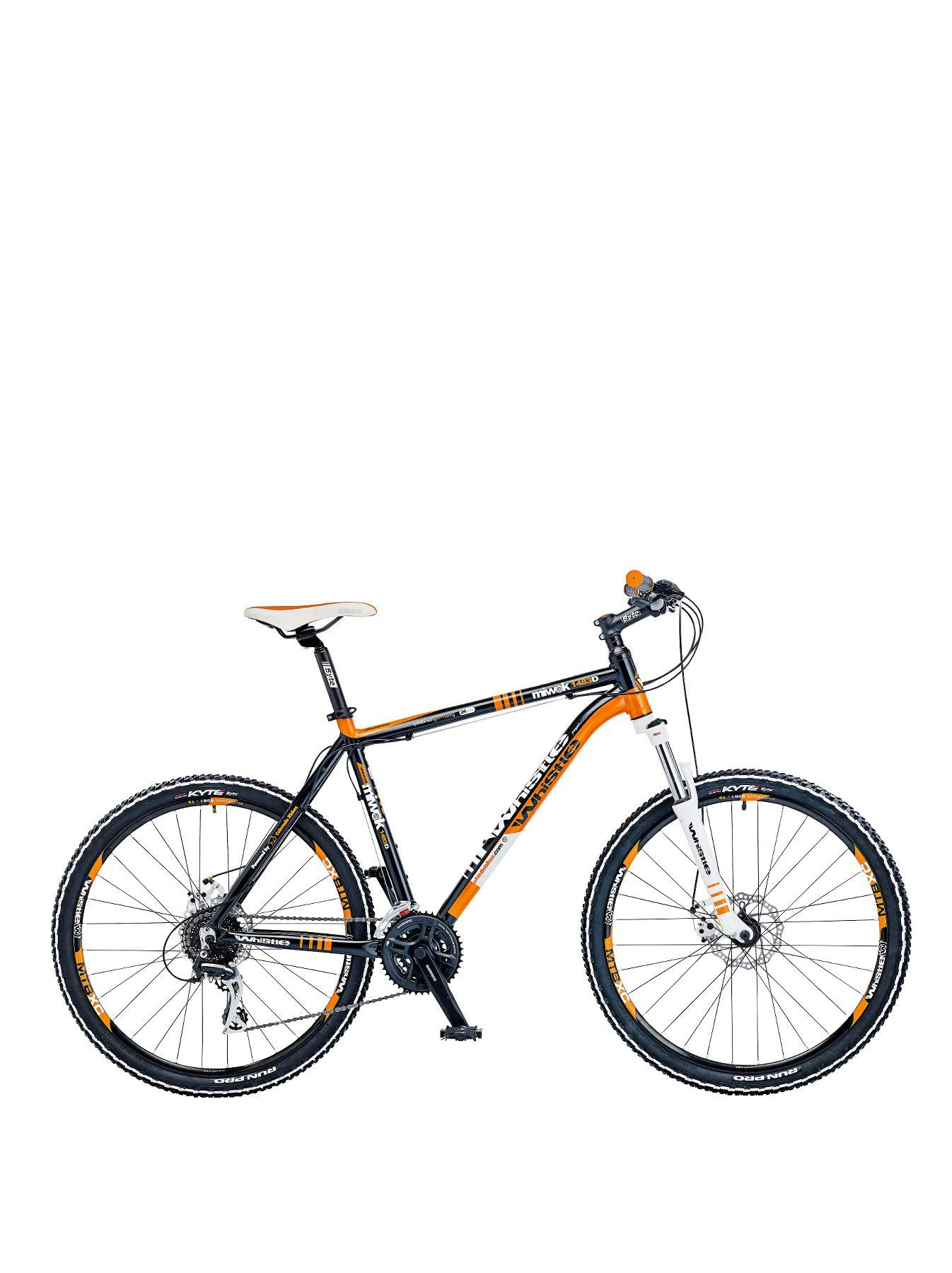 Whistle Miwok 1483D 18 inch Frame 26 inch Wheel Alloy Mens Mountain Terrain Bike
