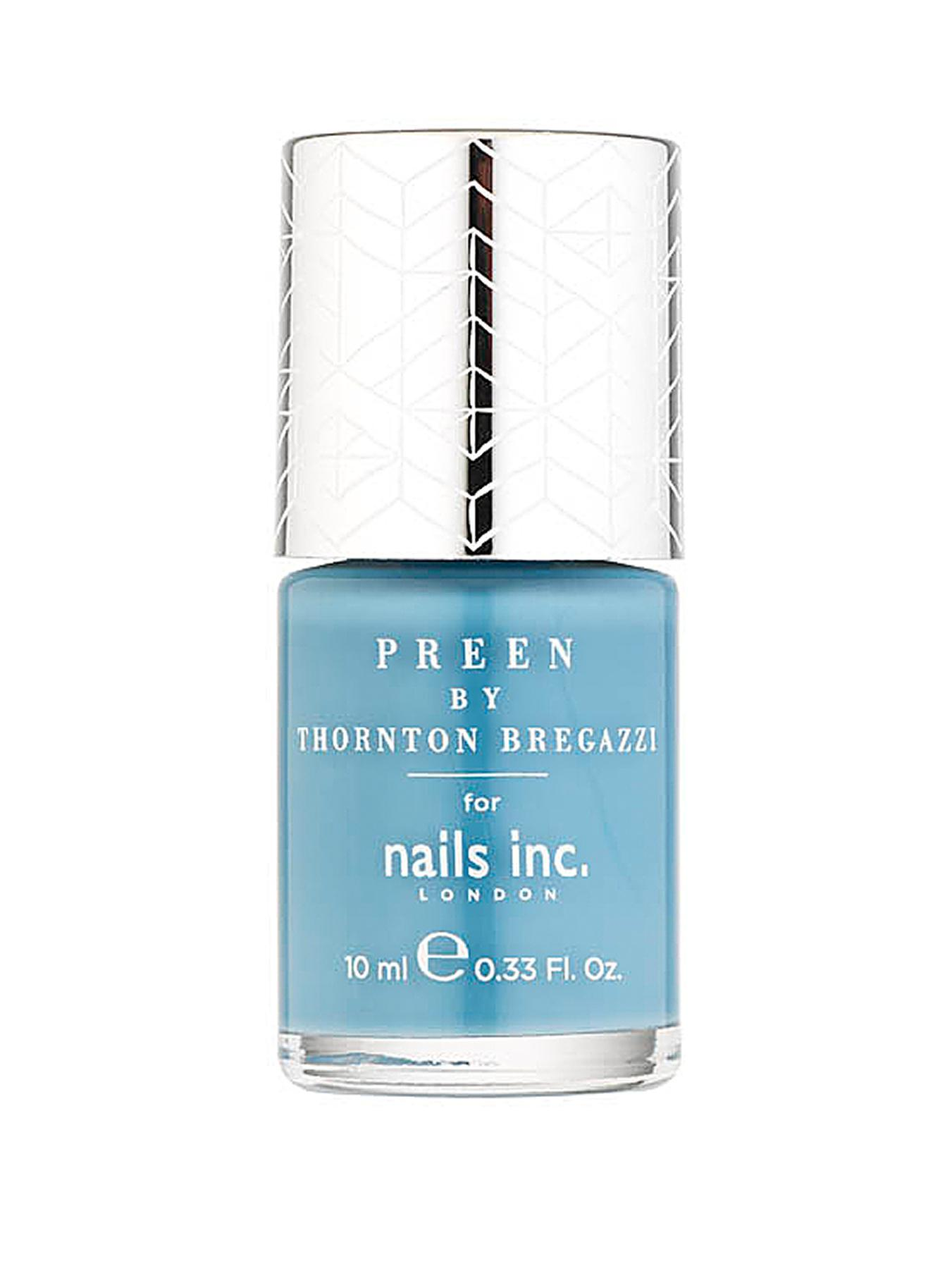 Nails Inc Preen Collaboration Atlantic Power Nail Polish