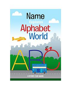 personalised-alphabet-world-story-book