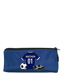 personalised-football-pencil-case