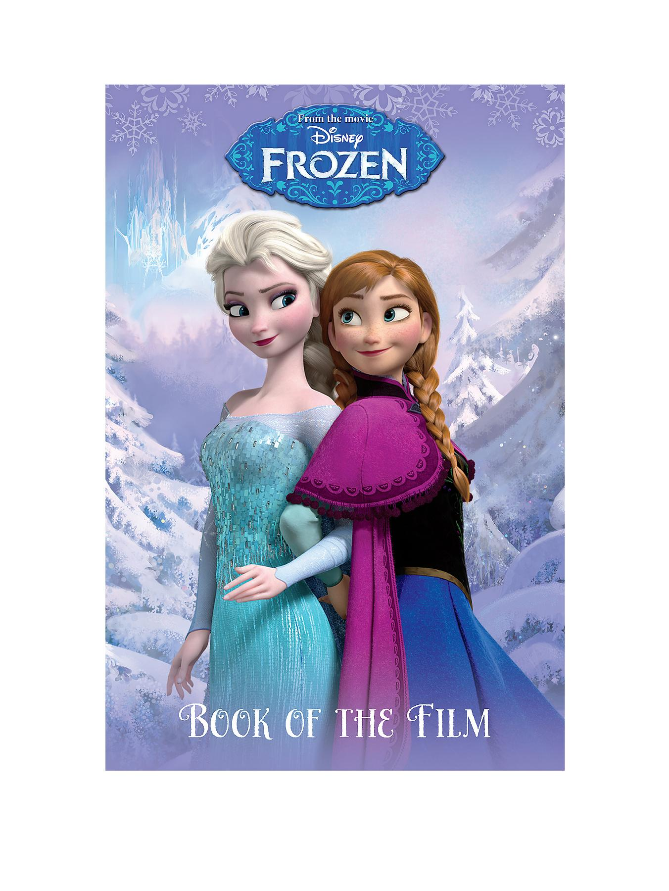 Disney Frozen Frozen Book of the Film (Paperback)