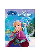 Frozen Cool Colouring Book (Paperback)