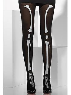 halloween-skeleton-tights