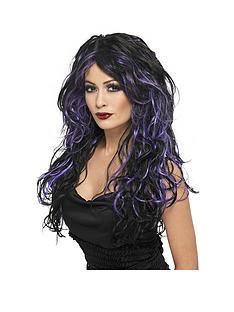 halloween-gothic-bride-wig