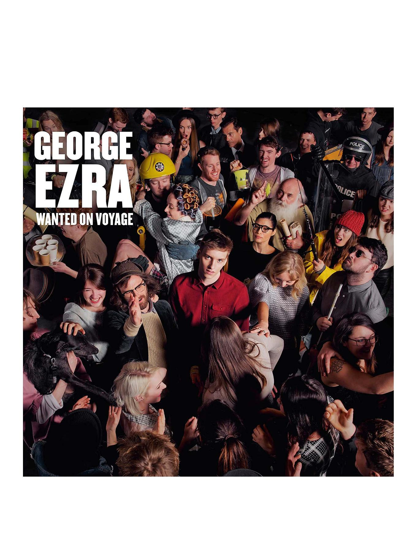 George Ezra - Wanted on Voyage - CD
