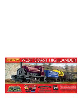 hornby-west-coast-highlander