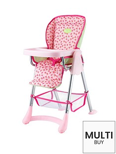 silver-cross-so-pretty-dolls-highchair