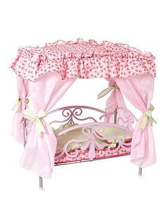 silver-cross-so-pretty-dolls-canopy-bed