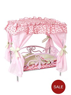 silver-cross-so-pretty-dolls-canopy-bed
