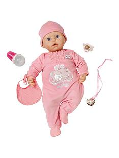 Baby annabell toys baby annabell store online at very co uk