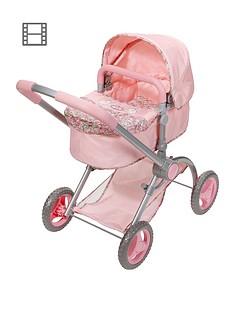 baby-annabell-2-in-1-pram