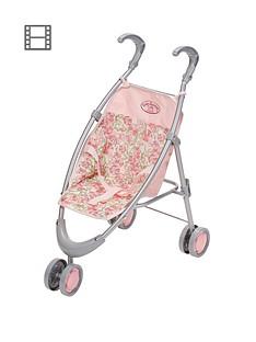 baby-annabell-dolls-stroller