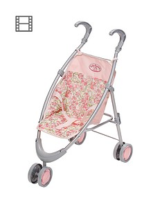baby-annabell-stroller