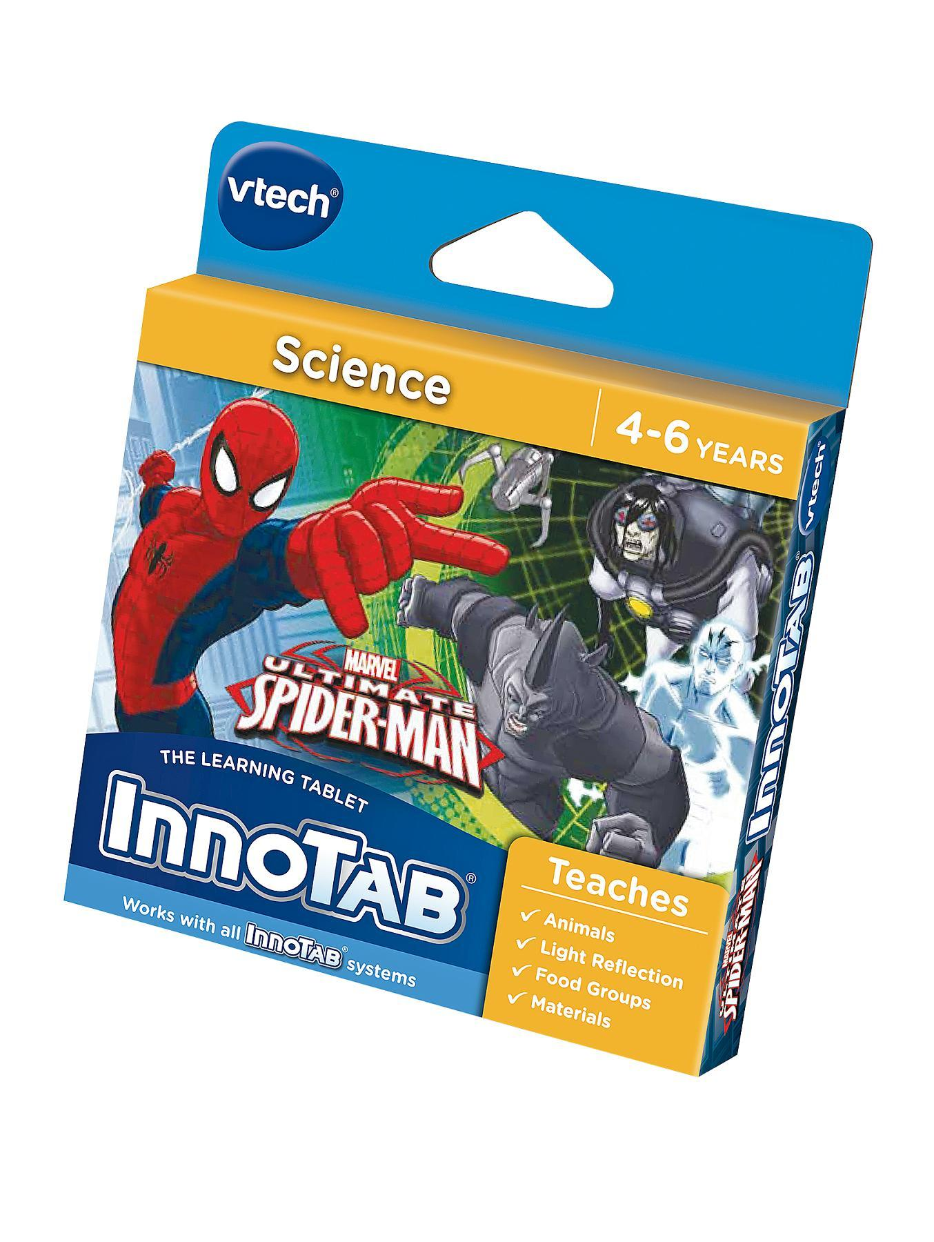 VTech Innotab Ultimate - Spiderman