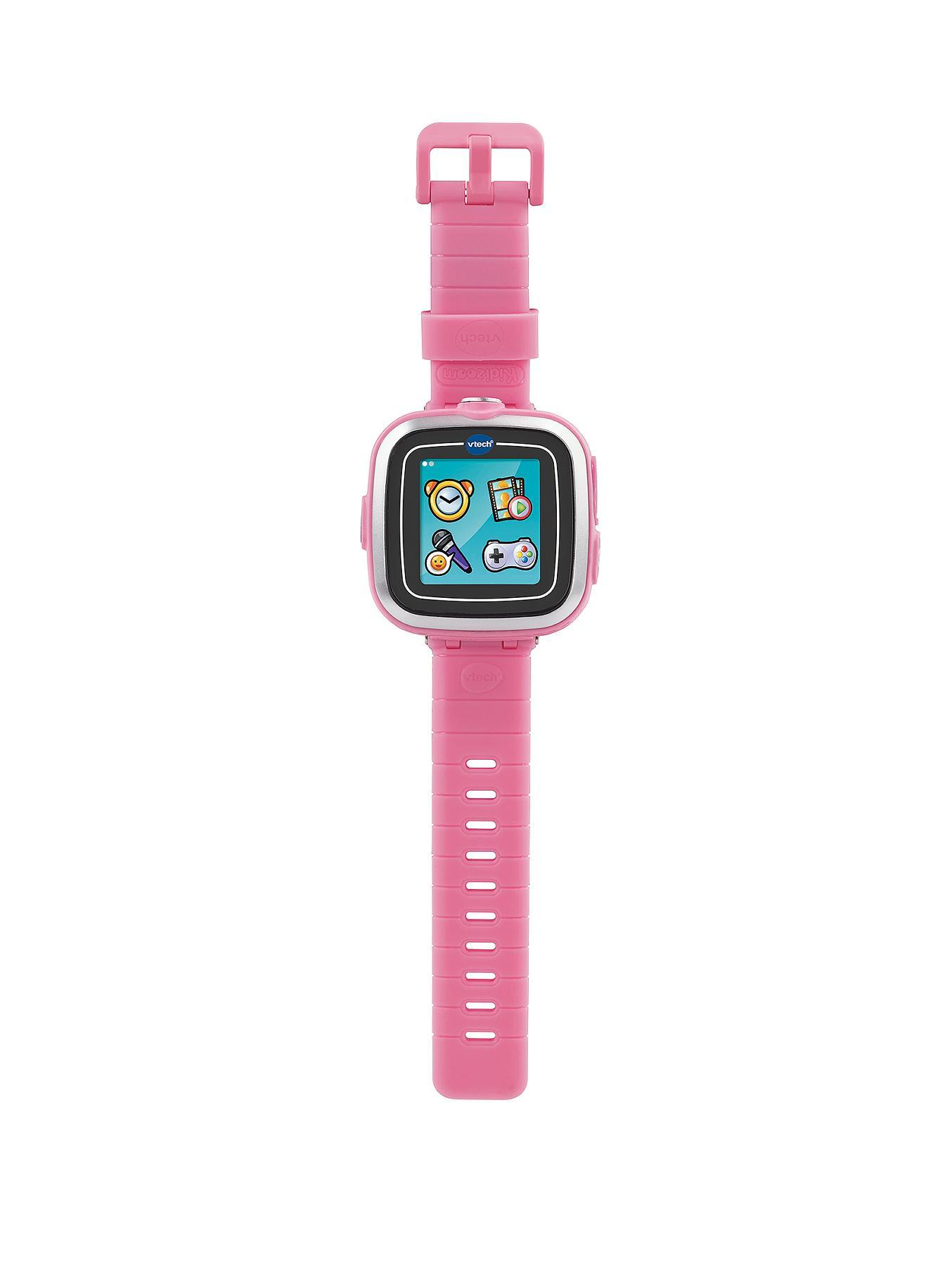 VTech Kidizoom Smart Watch - Pink