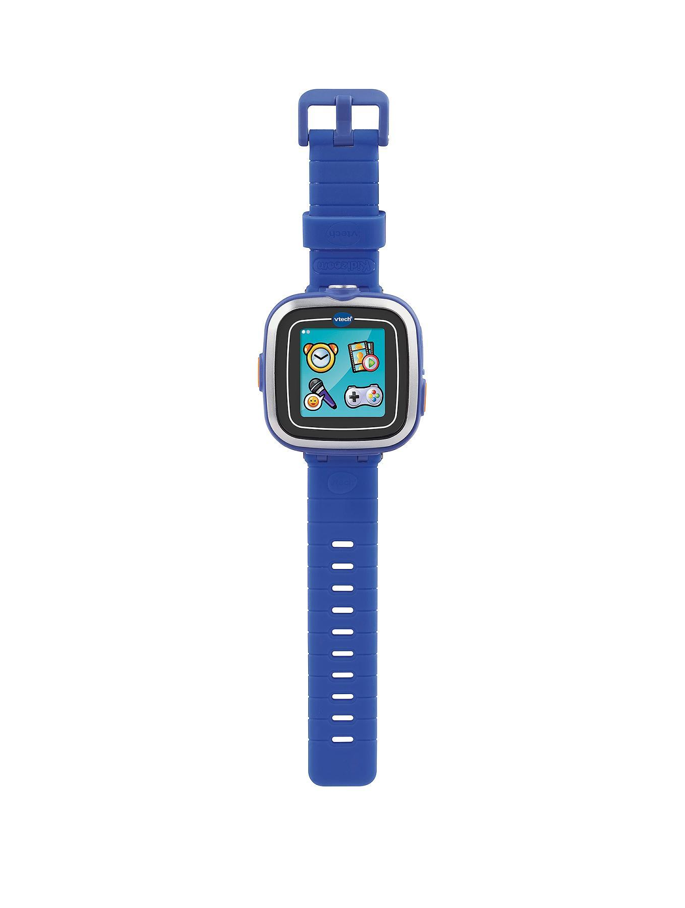 VTech Kidizoom Smart Watch - Blue