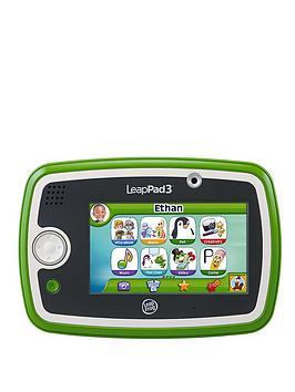 LeapFrog LeapPad3 Learning Tablet - Green