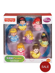 fisher-price-disney-princess-figure-pack