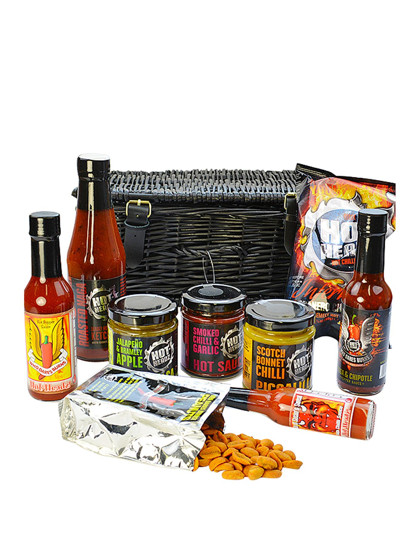 Ultimate Hot-Headz Hamper with Perosnalised Gift Card