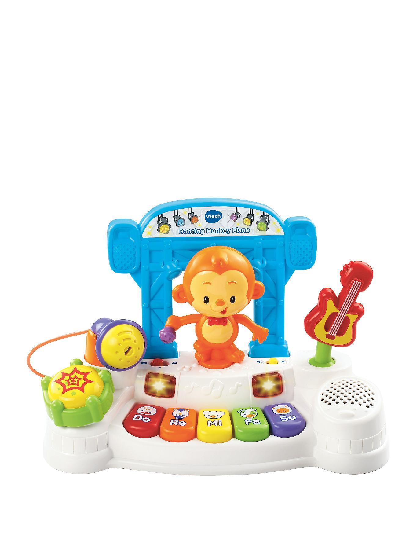 VTech Dancing Monkey Piano