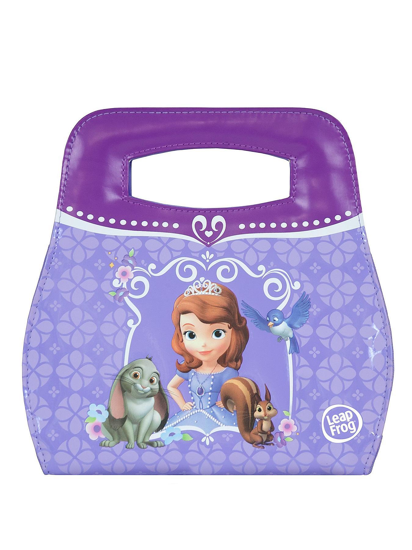 LeapFrog LeapPad Princes Sofia Handbag